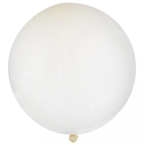 1 Maxi Ballon Transparent