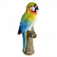 Perroquet en Résine (21 cm)