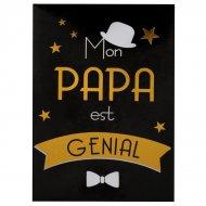 Magnet Mon Papa est génial
