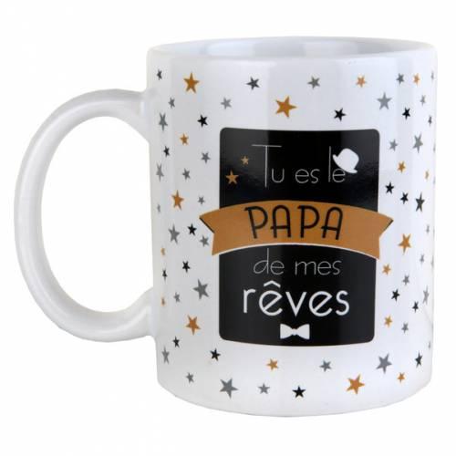 Mug - Papa de mes Rêves