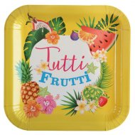 10 Assiettes Tutti Frutti Cocktail party