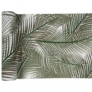 Chemin de Table Jungle Tropique (5 m) - Coton