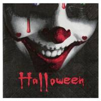 Contient : 1 x 20 Serviettes Happy Halloween
