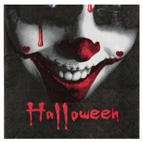 20 Serviettes Happy Halloween