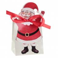 6 Boîtes Cadeaux Père Noël
