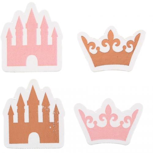 Confettis Princesse Rose Gold