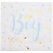 20 Serviettes Baby Boy