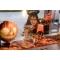 Ballon à plat Citrouille Orange - Ø45 cm images:#3