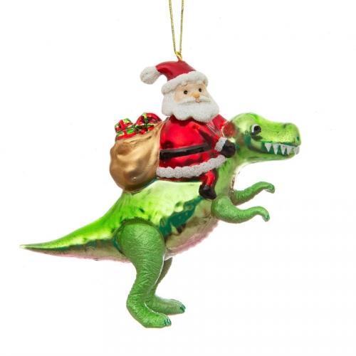 Suspension Dino (11.5 cm) - Verre