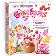 Mini-kiosque à Bonbons Fruits rouges