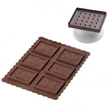 Kit Cookie Choc Biscuits Christmas Friends avec Livre de Recettes