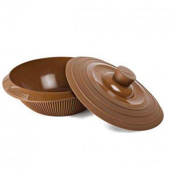 Cocotte Coco Choc (19 cm) - Silicone