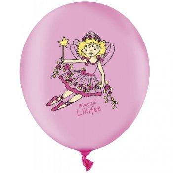 8 Ballons Princesse Lillifée