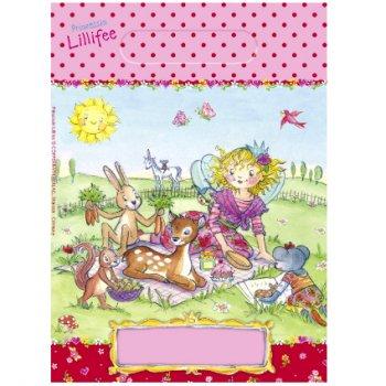 8 Pochettes Princesse Lillifée