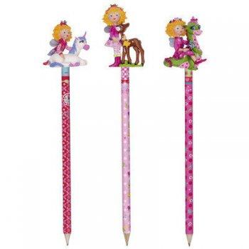 Crayon avec figurine Princesse Lillifée
