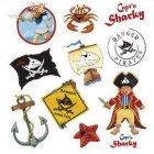 Tatouages Capt'n Sharky