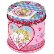 Bo�te Tirelire � Stickers Princesse Lillif�e