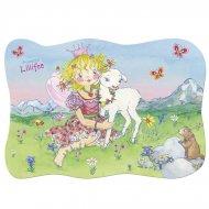 Mini-puzzle Princesse Lillifée