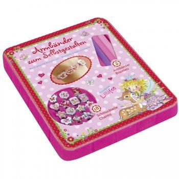 Kit Bracelets personnalisables Princesse Lillifée
