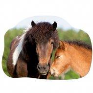 Mini-puzzle Amis des chevaux