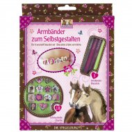 Kit 3 Bracelets personnalisables Amis des chevaux