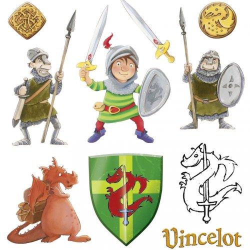 Tatouages Chevalier Vincelot