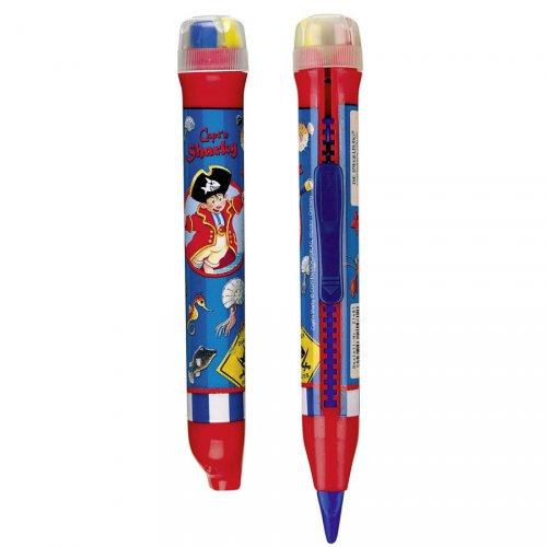 Crayon Gras 4 couleurs Capt n Sharky