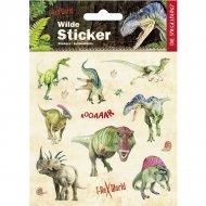 Stickers T-Rex World