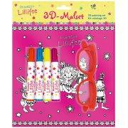 Kit coloriage 3D Princesse Lillif�e