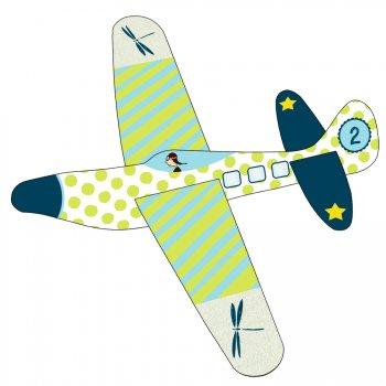 Avion Planeur à assembler