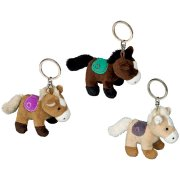 Mini Peluche porte cl� Cheval