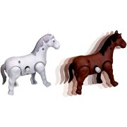 Figurine Cheval � r�trofiction