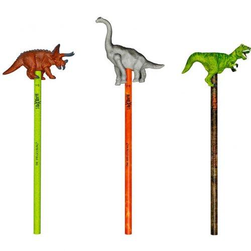 Crayon figurine T-Rex World