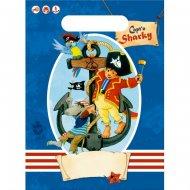 8 Pochettes Cadeaux Pirate Sharky