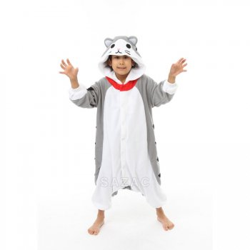 Kigurumi Chaton Tabby Enfant