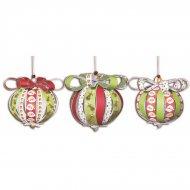 Kit Création 6 boules de Noël