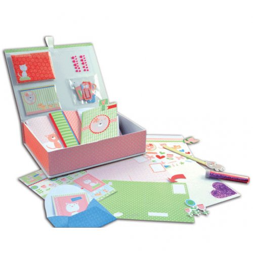 Boîte Papeterie Créative de Mimi