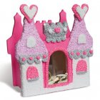 Kit Cr�a Tirelire Ch�teau de Princesse