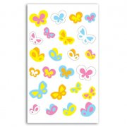 Stickers feutrine Papillons