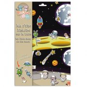 Cr�a Stickers astronautes et alliens