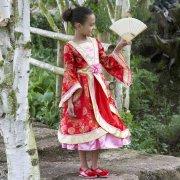 Déguisement Princesse Orientale Luxe 6-8 ans