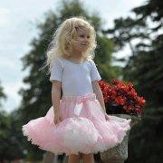 Jupe Tutu Rose Pastel 3-7 ans