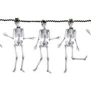 Guirlande 16 Squelettes articulés
