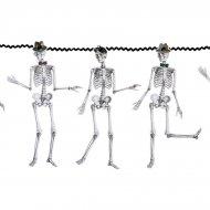 Guirlande 16 Squelettes articul�s