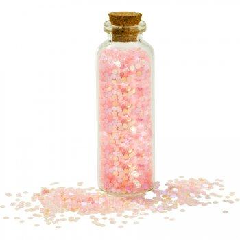 Confettis Sparkle Love Pink