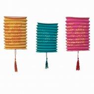6 Lanternes Tropical Fiesta