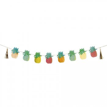 Guirlande Ananas Paradis Tropical