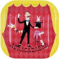 12 Assiettes Magic Party