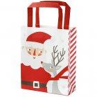 8 Sacs Cadeaux P�re Noel Santa
