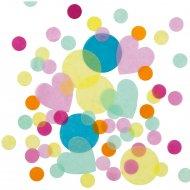 Confettis Be Happy - Papier de soie